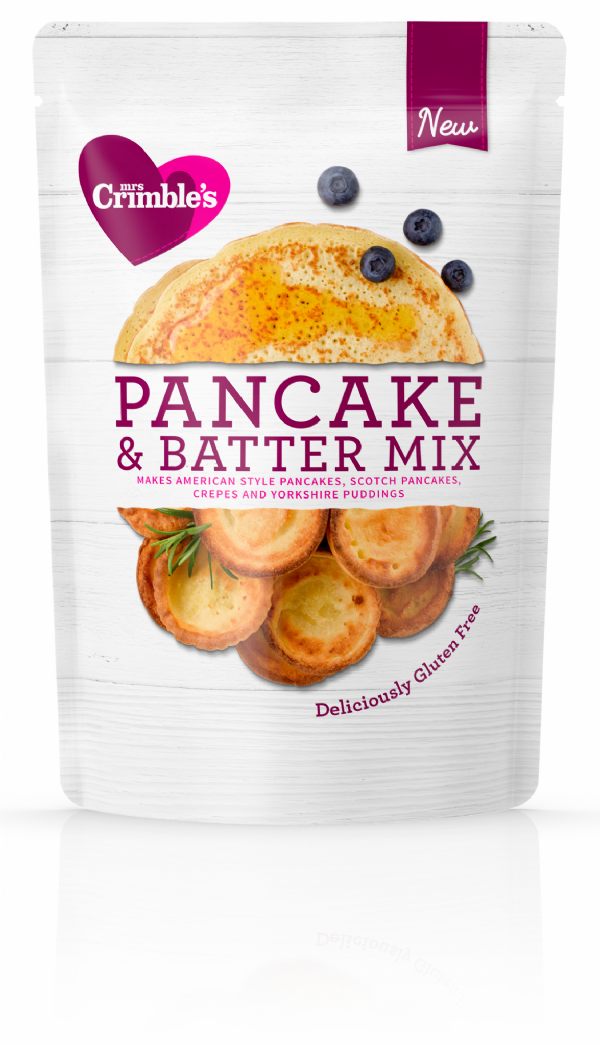 Mrs Crimbles Pancake & Batter Mix 200g